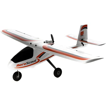 HobbyZone RC Airplane AeroScout S 2 1.1m RTF (Transmitter, Receiver, Battery and Charger Included) , HBZ38000