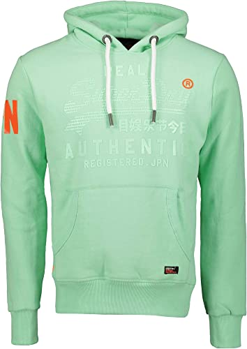 Superdry Vintage Authentic Pastel Hood Sweat-Shirt à Capuche Homme