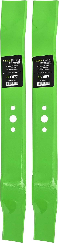 Popular product 8TEN LawnRAZOR gift Mulching Blade 21 inch Husqvarna for Pou AYP Deck