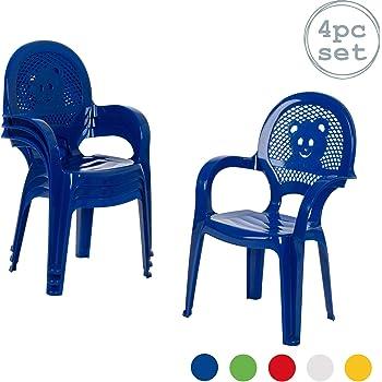Chaise en plastique pour jardinextérieur pour enfant