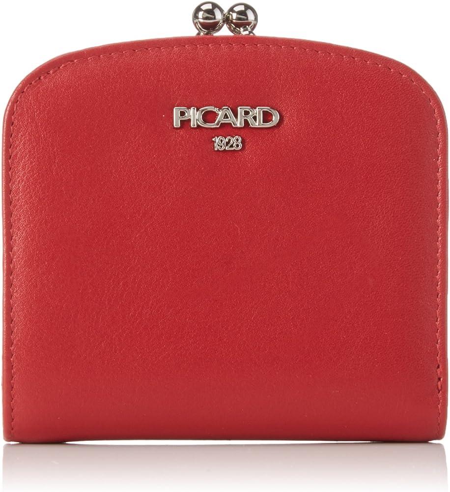 Picard bingo, portafoglio per donna, in vera pelle 8346342