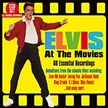 Elvis At The Movies - 60 Essential Recordings