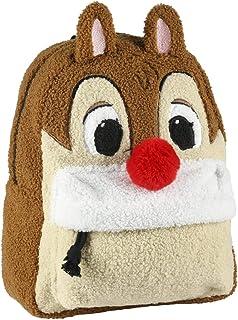 Mochila Casual Moda Pelo Disney Chip and Dale