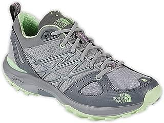 Ultra Fastpack Hiking Shoes - Women's Limestone Grey/Paradise Green 9