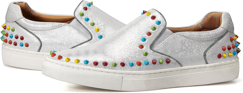 Meijiana Men Fashion Sneakers Classic Walking Shoes Casual Skateboarding Shoes for Men