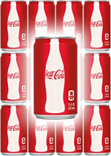 Coca-Cola, 7.5 Fl Oz Mini Can (Pack of 12, Total of 90 Oz)