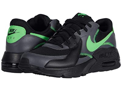 Nike Air Max Excee (Black/Green Strike/Dark Grey) Men