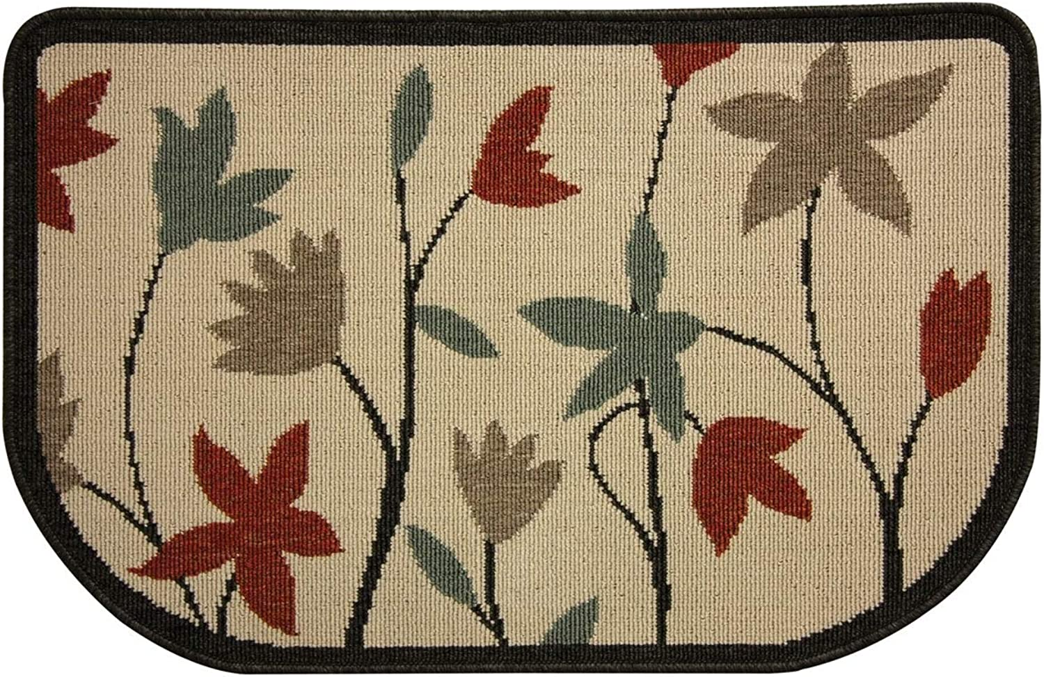 Pilgrim Home and Hearth 19622-1 Pilgrim Fireplace Hearth Rug, Beautiful
