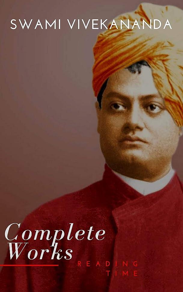 チラチラする人物周波数Complete Works of Swami Vivekananda (English Edition)