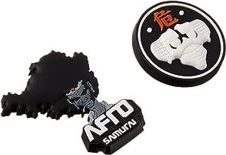 GE Animation Afro Samurai Afro & Afro Droid Pin Set Cool Anime Item