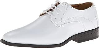 Carmichael Plain Toe Lace-up Uniform Oxford Dress Shoe (Little Kid/Big Kid)