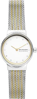 Women's Freja Stainless Steel Dress Quartz Watch