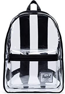 Herschel Supply Co. Classic X-Large Black/Clear One Size