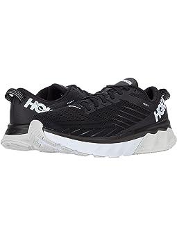 Women's Hoka One One Black Shoes + FREE
