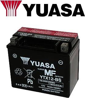 Batería Yuasa YTX12-BS 12V 10Ah Para Aprilia Dorsoduro 750Factory ABS 2010/2013