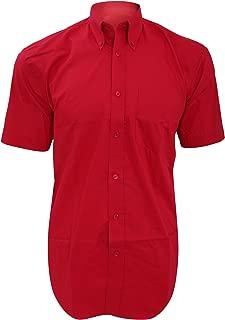 Mens Short Sleeve Corporate Oxford Shirt