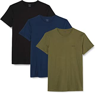 Diesel Men's T-shirt - UMTEE-JAKE-VTHREEPAC, Pack of 3