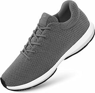 GIESSWEIN Wood Sneaker Men - Atmungsaktive Herren Freizeit Sneaker, Lyocell Turnschuhe, Männer Schuhe aus Eukalyptus-Fase...