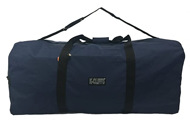 f18050d57a4 Heavy Duty Cargo Duffel Large Sport Gear Drum Set Equipment Hardware Travel  Bag Rooftop Rack Bag