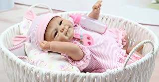 Best silicone baby doll online shopping Reviews