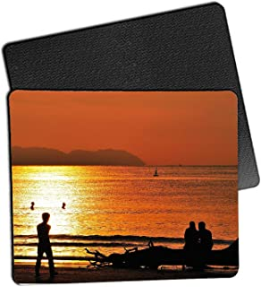 10pcs Mouse Pad Sublimation Blanks Mousepad for Sublimation Transfer Heat Press Printing Crafts (220X180X3mm)