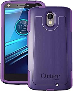 Otterbox Droid Turbo 2 By Motorola Commuter Series - Carrying Case - Retail Packaging - HOPELINE ( Purple/Lavender)