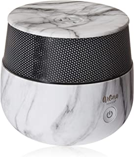 SpaRoom Mysto Ultrasonic Essential Oil Diffuser and Aromatherapy Fragrance Mister, Marble, 1 Pound
