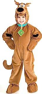 SCOOBY-DOO Scooby - Disfraz de perro niño, talla 1-2 años (882092_TODD)