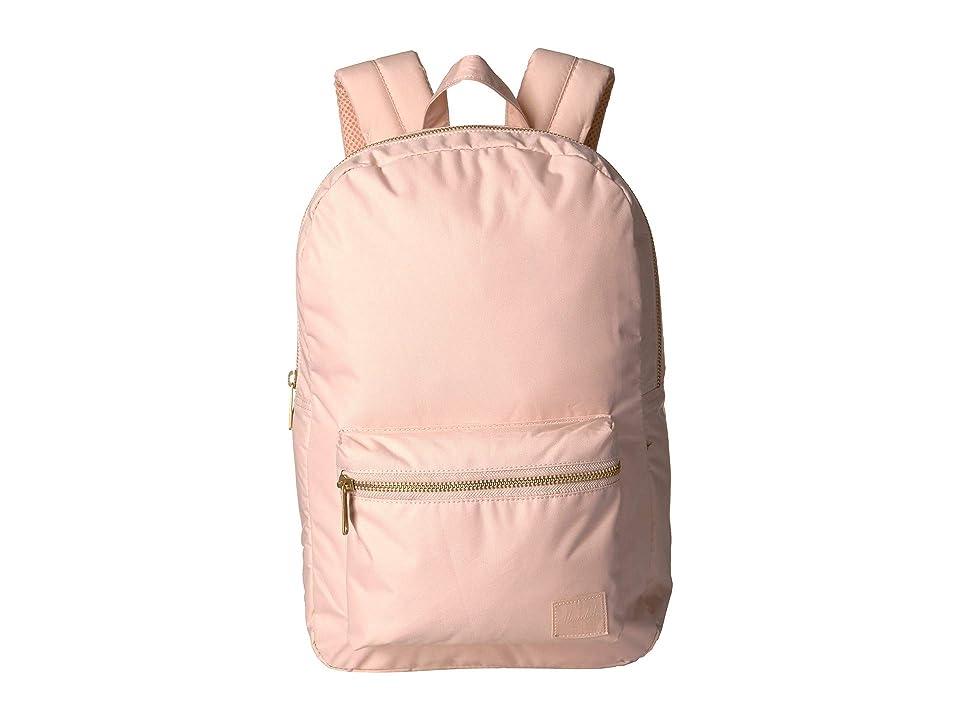 Herschel Supply Co. Settlement Mid-Volume Light (Cameo Rose) Backpack Bags