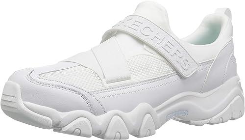 Skechers Wohommes D'Lites 2.0-Best Bet paniers, blanc, 11 M US