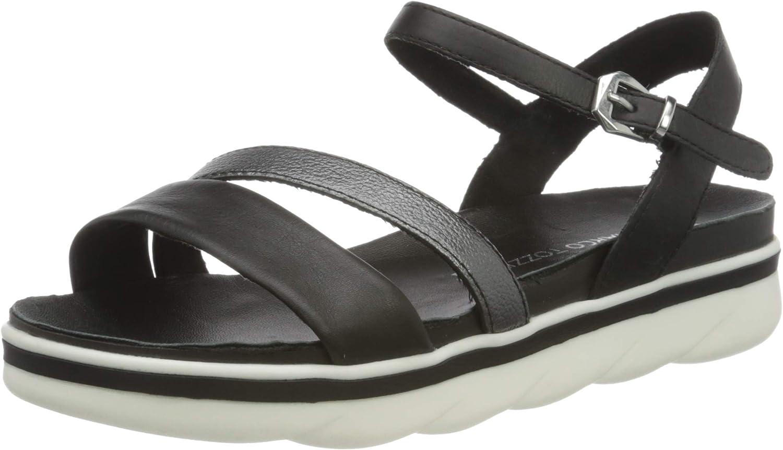 MARCO TOZZI 2-2-28512-24 Sandali con Cinturino alla Caviglia Donna