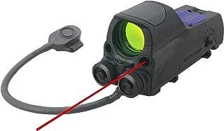 mepro mor multi purpose reflex sight with laser