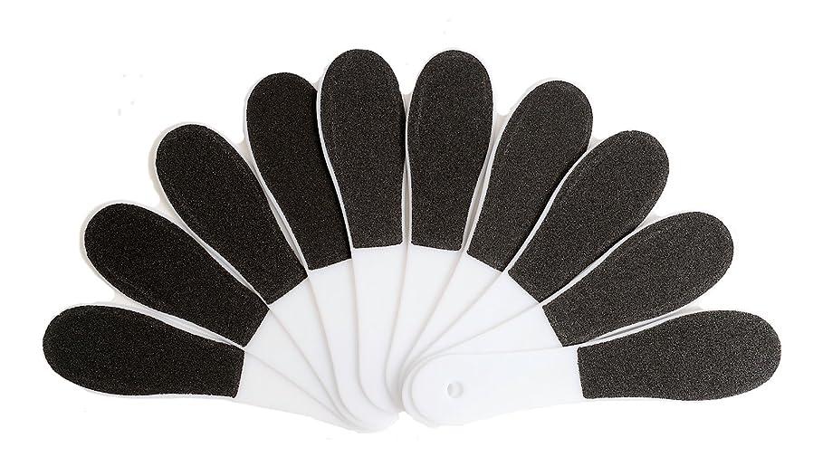 属性セグメントキルス(ADOSSY) プロ仕様 角質除去 フット用品 角質削り 10本 セット かかと 魚の目 ケア 足裏 フットケア 足底 つるつる なめらか すべすべ