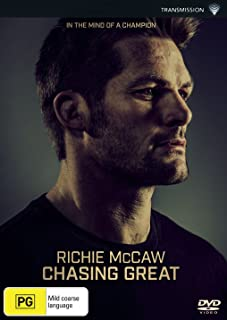Richie Mccaw - Chasing Great [NON-USA Format / Region 4 Import - Australia]