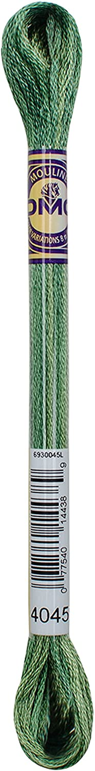 DMC 417F-4045 Sale Color Variations Six Strand Floss unisex 8.7- Embroidery