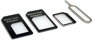 Sandberg 440-78 4 in 1 Sim Card Adapter Kit - Black