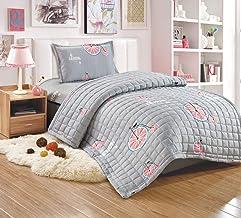 Kids Compressed 3Piece Comforter Set, Single Size
