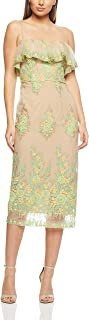 Cooper St Women's Lemongrass Knee Length Lace Dress