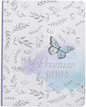 KJV Holy Bible, My Promise Bible, Silky Butterfly Flexcover Journaling Bible w/Ribbon Markers, 500 Scripture Illustrations to Color, King James Version PDF