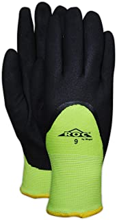 Magid Safety ROC NitriX Grip 3/4 Coated Winter-Lined Gloves, 7
