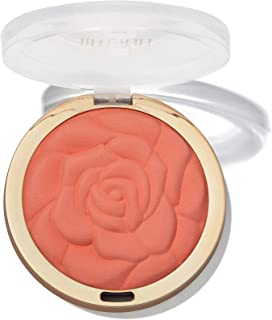 Milani Rose Powder Blush - Coral Cove (0.6 Ounce) Cruelty-Free Blush - Shape, Contour & Highlight Face with Matte or Shimmery Color