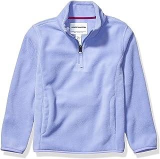 Amazon Essentials Quarter-Zip Polar Fleece Jacket Niñas