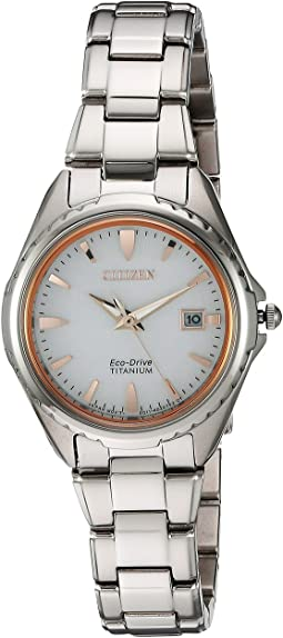 Citizen Watches EW2410-54A Titanium