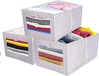 Sequin pliable carré en toile de stockage pliable boîte pliante tissu cubes jouets