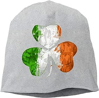 Winter Warm Knit Hat TLPM9LKMBM St Patricks Day Shamrock Beanie Skull Cap for Women and Men
