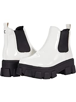 White Chelsea Boots + FREE SHIPPING