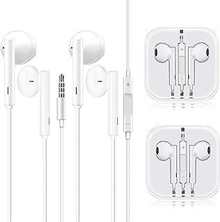 Maxsooner Auriculares,Auriculares con micrófono, Sistema de cancelación de Ruido y Sonido Envolvente. Compatibles con iOS ...