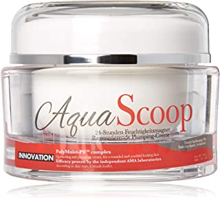 Strixaderm AquaScoop Anti-Aging Plumping Cream - Collagen Booster Daytime & Night Firming Moisturizer - Wrikle Free Skin, Lips & Eyes For Men & Women