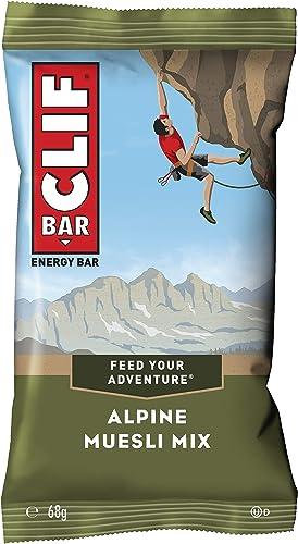 Clif Bar 12x Barres énergétiques - Alpine Muesli Mix (12x67g)