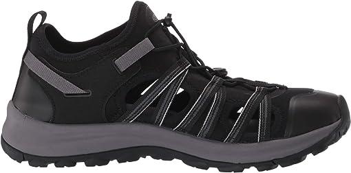Black/Light Gray